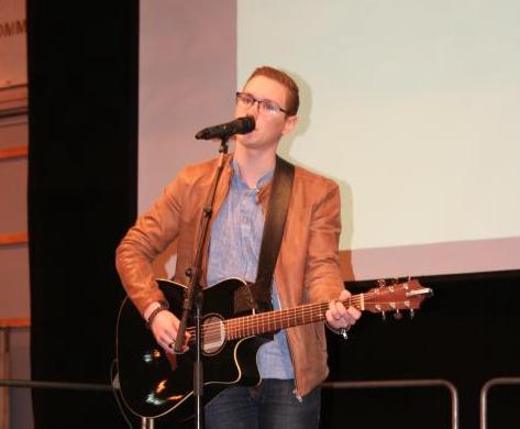 Kristian Raanes vant Gnistprisen 2015